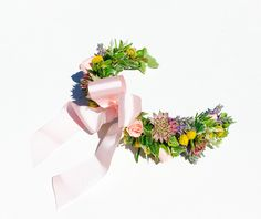 #tocado de #bohemio de #flores naturales silvestres como #lavanda #rosas #espigas