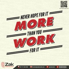 It's a simple rule of life. You expect something, when you know you've worked hard for it. Remember students, nothing worthwhile is ever achieved without diligence and perfectionism. Hence, give it your all and then expect the desired results! #Olevel #Alevel #ComputerScience #CIE #ZakOnWeb