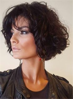 Today we have the most stylish 86 Cute Short Pixie Haircuts. Pixie haircut, of course, offers a lot of options for the hair of the ladies'… Continue Reading → Bob Hairstyles For Fine Hair, Short Pixie Haircuts, Curly Hair Cuts, Permed Hairstyles, Short Curly Hair, Short Hair Cuts, Curly Hair Styles, Bobs For Curly Hair, Short Textured Hair