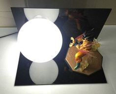 Illuminate your room in an exceptional way with this Super badass Goku…