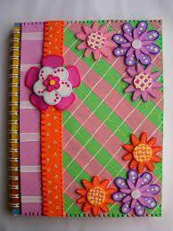 Resultado de imagen para moldes en foami para decorar cuadernos