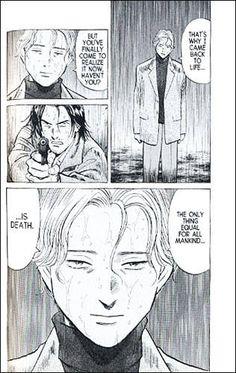 #Naoki_Urasawa's : #Monster || #anime