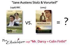 Darcy vs. Darcy
