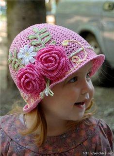 10 gorros tejidos para nena (9)