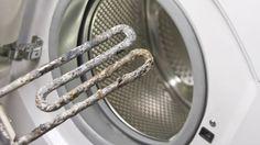 Regelmäßiges Entkalken der Waschmaschine ist in Gegenden mit hohem Wasserhärtegrad ratsam. (Quelle: Thinkstock by Getty-Images)