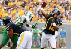 Geno Smith played at such a profound level during Saturday's 69-34 victory against Marshall that he earned high praise from both near and afar.