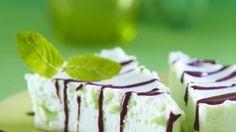 Мятное семифредо с шоколадом. Пошаговый рецепт с фото на Gastronom.ru