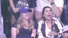 dance dancing basketball nba los angeles clippers clippers la clippers nba fans jumbotron clippers fans #gif from #giphy