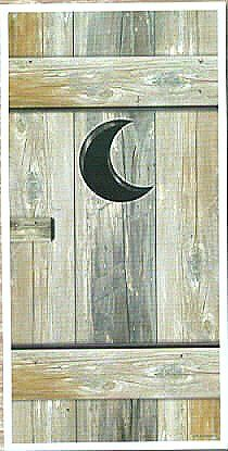 outhouse door cover & outhouse door | outhouse door by Paint In My hair | Crafts I want ... Pezcame.Com