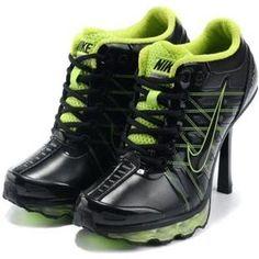 nike air max high heel shoes