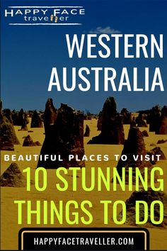 10 Stunning things to do in Western Australia - beautiful places to visit west coast Australia