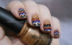 So pretty and a great way to use multiple colors