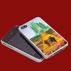 Wizard Of Oz art  phone case for iphone 4/4s55s5c6. by RasaJengkol