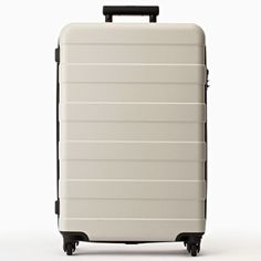 Polycarbonate Suitcase, $197.50 | 27 Suitcases And Accessories That Ease The Pain Of Traveling