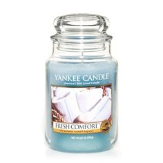 Andy's Yankees: FRESH COMFORT - Yankee Candle Feature