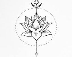 Image result for lotus flower art