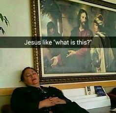 Jesus bombed