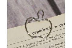Set of 12 Metal Apple Clips