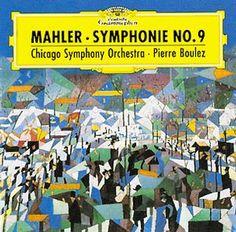 MAHLER Symphonie No. 9 - Boulez - Deutsche Grammophon
