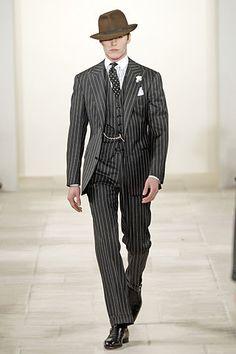 Ralph Lauren | Fall 2006 Menswear Collection | Style.com