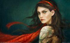 Farwyn :: Sephira, by Nykolai Aleksander