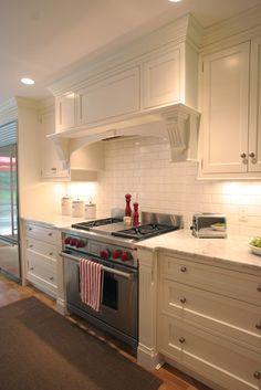 Classically Modern Kitchen - traditional - kitchen - boston - Rob Kane - Kitchen Interiors Inc.