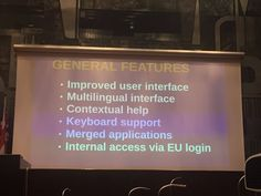 #EAFTSummit2016 | #IATE 2 will offer improved #ux, #ui, and collaborative features. Via @Your_Term. C.C. @_eaft #terminology #t9y #xl8 #1nt https://tweetdeck.twitter.com/