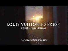 Louis Vuitton Express - Day 1    The Selby takes the journey of a lifetime with Louis Vuitton, travelling from Paris to Shanghai by train.