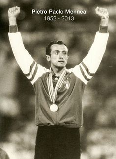 Pietro Mennea Non Plus Ultra, Civil Rights Activists, Olympic Athletes, Writers And Poets, Sports Stars, Famous Men, Track And Field, First World, Olympics