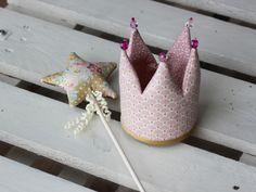 Prinsessakruunu ja taikasauva, Tilda, prinsessaleikki, lapsille, ompelutyöt, sewing, sewing for kids