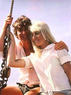 John Lennon and Cynthia Powell-Lennon
