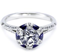 Tacori engagement ring,