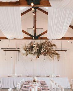 #byronbay #wedding #bridal #venue #styling Byron Bay Weddings, Wedding Vendors, Chandelier, Ceiling Lights, Table Decorations, Photo And Video, Bridal, Instagram, Home Decor