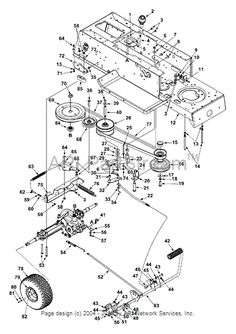 Outdoor Power Equipment Parts: Use the Part Finder Tool
