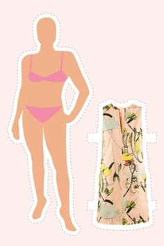 "15 Perfect Spring Dresses For 15 Body Types  By Gina Marinelli, Illustrated by Gabriela Alford    Short Torso — Whether you're 5'1"" or 6'3,"" you can still have a torso that's on the petite side. Don't bother with cinched waist dresses that gets your proportions wrong; an A-line dress will make your middle look longer while keeping things flirty.    H Conscious Collection Patterned Dress, $14.95, available at H."