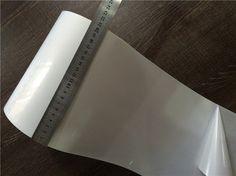 PET PP self adhesive paper roll for waterbased inkjet printer