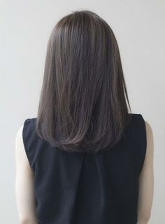 Tips for excellent looking hair. Your own hair is certainly what can define you as an individual. To many people it is certainly important to have a great hair do. Medium Hair Cuts, Long Hair Cuts, Medium Hair Styles, Curly Hair Styles, Long Bob Hairstyles, Pretty Hairstyles, Hairstyle Ideas, 2017 Hairstyle, Medium Straight Hairstyles