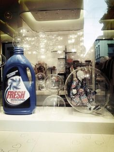 fresh and clean bubb