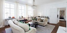 Living room, Lagerlings Stockholm