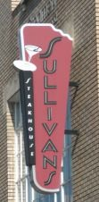 Sullivan's Restaurant in Raleigh, NC. Great atmosphere, usually live jazz music. Amazing food, wine, and cocktails.