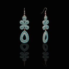 Fabulous French Cerne Sensations  $16.00 from $24.00 Fall in love with these French hook earrings in attractive teal, dedicated to those who motivate and inspire you.
