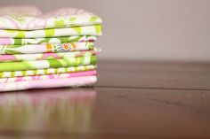 Fat Quarter Bundle  Up Parasol in Pink 9 Fat by RubyGraceFabrics, $54.00