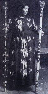 Essie Parrish shaman medicine woman