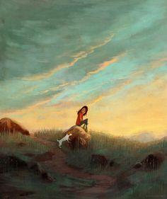 Scout - A gallery-quality illustration art print by Erin McGuire for sale. Girl Cartoon, Cartoon Art, Pretty Art, Cute Art, Bel Art, Mode Poster, Art Mignon, Photo D Art, Art Et Illustration