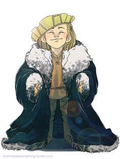 Fili, Son of Dis, Heir to the Throne