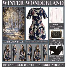 """Inspiration : Winter Wonderland"" by latoyacl on Polyvore"