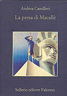La libreria di Beppe: La presa di Macallè di Andrea Camilleri
