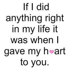 Express your love with these romantic and cute love quotes for him from the heart. Find beautiful, funny, cute, romantic and short love quotes for him from her. Cute Love Quotes, Love Quotes For Wife, Heart Touching Love Quotes, Love Quotes For Him Romantic, Love Quotes For Boyfriend, Love My Husband, Husband Wife, Girlfriend Quotes, Heart Quotes
