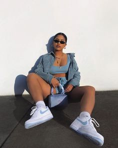 Best Baddie Outfits Part 3 Swag Outfits, Cute Casual Outfits, Mode Outfits, Retro Outfits, Summer Outfits, Girl Outfits, Fashion Outfits, Fashion Belts, Hippie Outfits