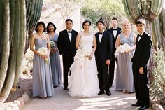 A beautiful wedding at the Desert Botanical Gardens Phoenix   Photo By Keith Pitts Photography